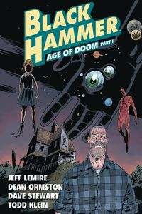 [Black Hammer: Volume 3: Age Of Doom Part I (Product Image)]