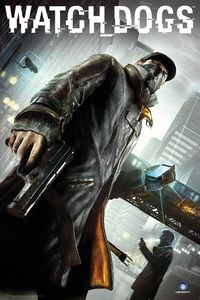 [Watch Dogs: Poster: Cover (Product Image)]