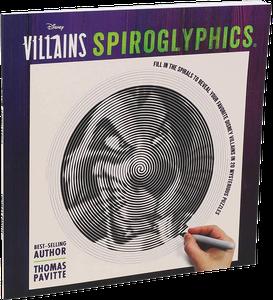 [Disney Villains: Spiroglyphics (Product Image)]