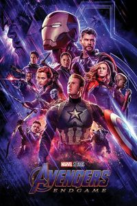 [Avengers: Endgame: Poster: Journeys End (Product Image)]