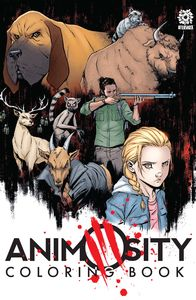 [Animosity: Coloring Book (Product Image)]