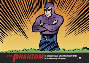 [The Phantom: Complete Dailies: Volume 7: 1946-1947 (Hardcover) (Product Image)]