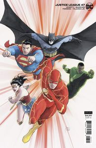[Justice League #47 (Card Stock Mikel Janin Variant Edition) (Product Image)]