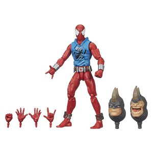 [Marvel: Amazing Spider-Man: Infinite Legends Wave 4 Action Figures: Scarlet Spider (Product Image)]