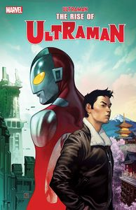 [Rise Of Ultraman #4 (Product Image)]