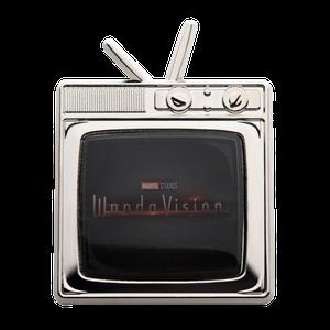 [WandaVision: Pin Badge: TV (Product Image)]