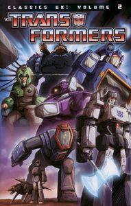 [Transformers Classics UK: Volume 2 (Product Image)]