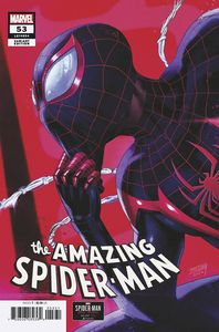 [Amazing Spider-Man #53 (Tsang Marvels Spider-Man Miles Morale Variant) (Product Image)]