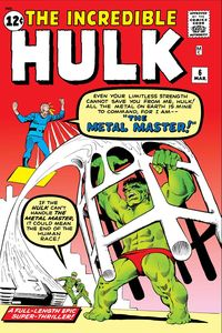 [True Believers: Hulk: Head Of Banner #1 (Product Image)]