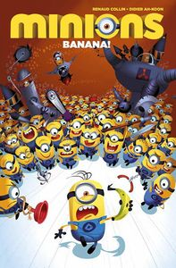 [Minions: Annual: 2016 (Hardcover) (Product Image)]