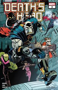 [Deaths Head #4 (Product Image)]