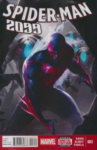 [Spider-Man 2099 #3 (Product Image)]