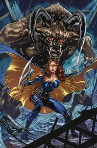 [Belle: Beast Hunter #4 (Cover A White) (Product Image)]