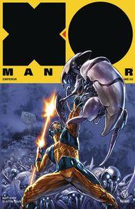 [X-O Manowar 2017: Volume 3: Emperor (Product Image)]