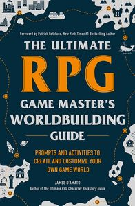 [The Ultimate RPG Game Master's Worldbuilding Guide (Product Image)]