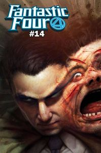 [Fantastic Four #14 (Brown Immortal Doctor Doom Variant) (Product Image)]