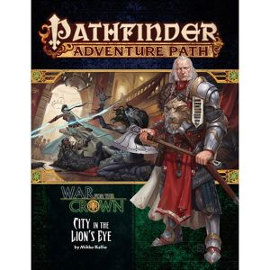 [Pathfinder: Adventure Path: City In The Lion's Eye (Product Image)]