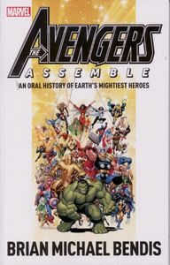 [Avengers Assemble: An Oral History Of Earth's Mightiest Heroes (Product Image)]