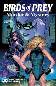 [Birds Of Prey: Murder & Mystery (Product Image)]