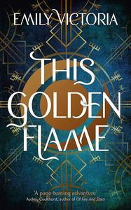 [This Golden Flame (Hardcover) (Product Image)]