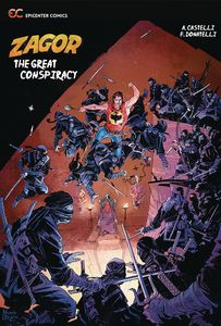 [Zagor: The Great Conspiracy (Product Image)]