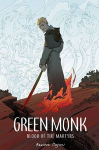 [Green Monk: Blood Of The Martyrs (Product Image)]