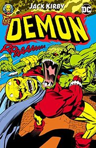 [The Demon By Jack Kirby (Product Image)]