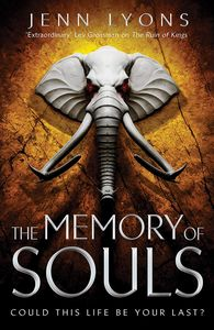 [The Memory Of Souls (Hardcover) (Product Image)]