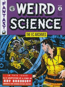 [EC Archives: Weird Science: Volume 4 (Hardcover) (Product Image)]