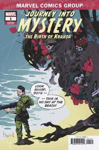 [Journey Into Mystery: Birth Of Krakoa #1 (Caldwell Variant) (Product Image)]