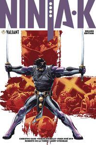 [Ninja-K (Deluxe Edition Hardcover) (Product Image)]