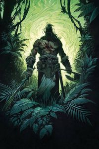 [The Cimmerian: Beyond The Black River #1 (Cover G Jean Virgin Variant) (Product Image)]