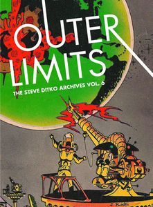 [Outer Limits: The Steve Ditko Archives: Volume 6  (Hardcover) (Product Image)]