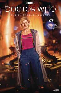 [Doctor Who: 13th Doctor #7 (Cover B Photo) (Product Image)]
