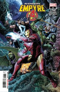 [Empyre: Avengers #0 (Signed Edition) (Product Image)]