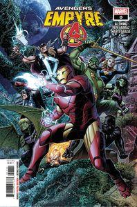 [Empyre: Avengers #0 (Product Image)]