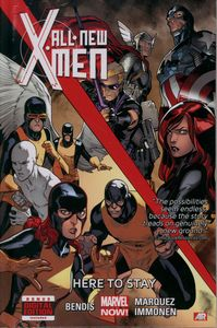 [All-New X-Men: Volume 2: Here To Stay (Premiere Edition Hardcover) (Product Image)]