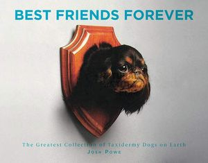 [Best Friend Forever: The Greatest Collection of Taxidermy Dogs On Earth (Product Image)]