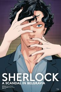 [Sherlock: Scandal In Belgravia #1 (Cover D Jay) (Product Image)]