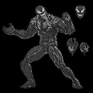 [Venom: Marvel Legends Action Figure: Venom (Product Image)]
