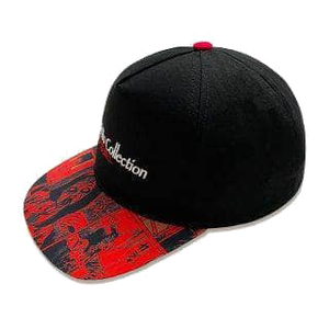 [Junji Ito: Baseball Cap: Logo (Product Image)]