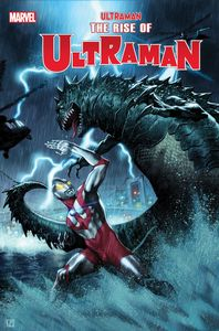 [Rise Of Ultraman #5 (Product Image)]