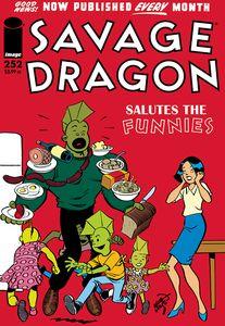 [Savage Dragon #252 (Product Image)]