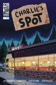 [Charlie's Spot #3 (Cover A Alpi & Laxton) (Product Image)]