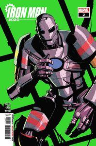 [Iron Man: 2020 #2 (Product Image)]
