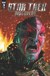 [Star Trek: Discovery #3 (Cover A Shasteen) (Product Image)]