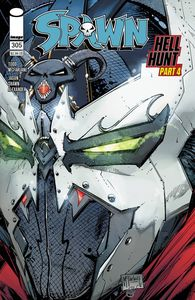 [Spawn #305 (Cover B McFarlane) (Product Image)]