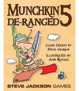 [Munchkin: 5 De-Ranged (Product Image)]