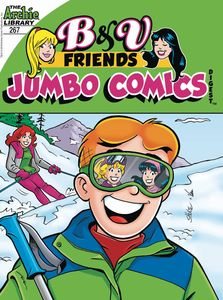[B & V Friends: Jumbo Comics Digest #267 (Product Image)]