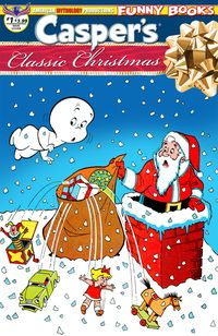 [The cover for Casper's Classic Christmas #1 (Cover A Main)]